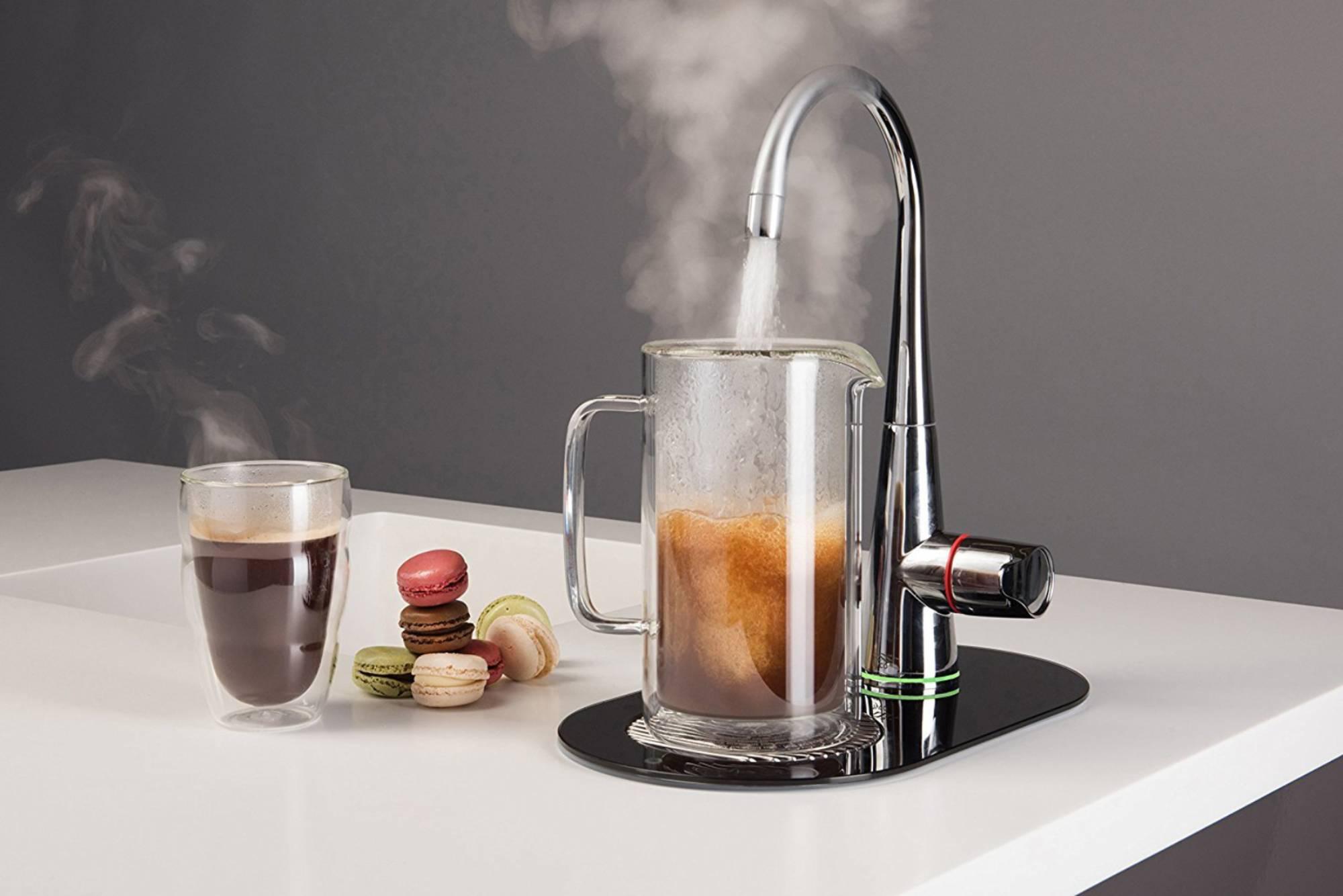 Beste kokend water kraan tips; het populairste keukenaccessoire van dit jaar