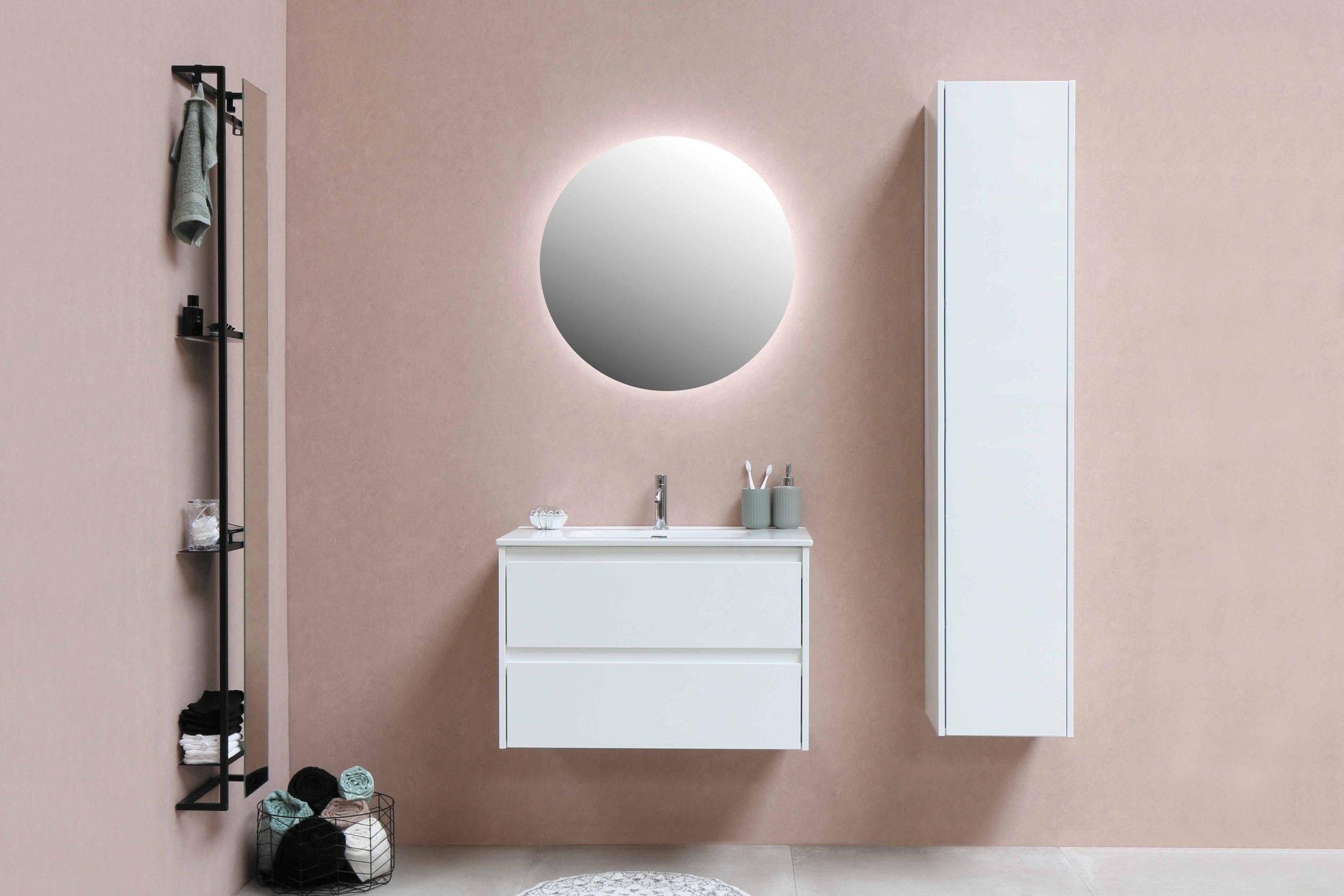 Badkamer kleuren toevoegen