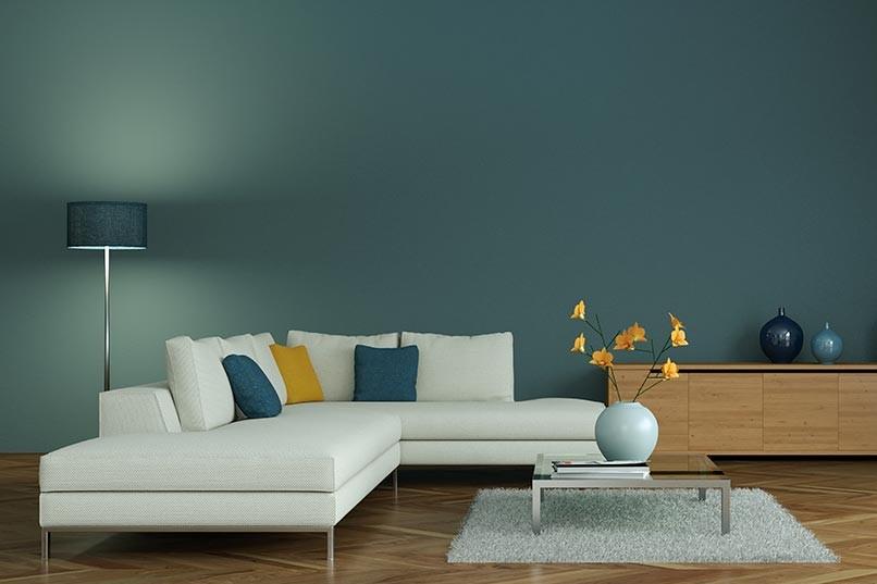 Kleuren app; met een kleurenscanner app zie je de kleur direct live op je muur!